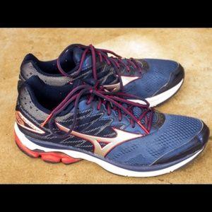 Mizuno Wave Rider 22 Men's Running Shoes Size 11.5